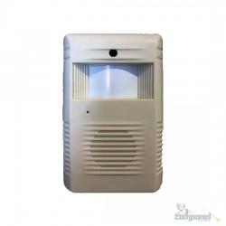 Detector Sensor Presença Anunciador Sonoro